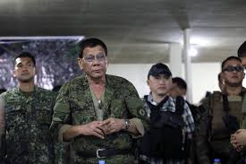 Duterte fatigues